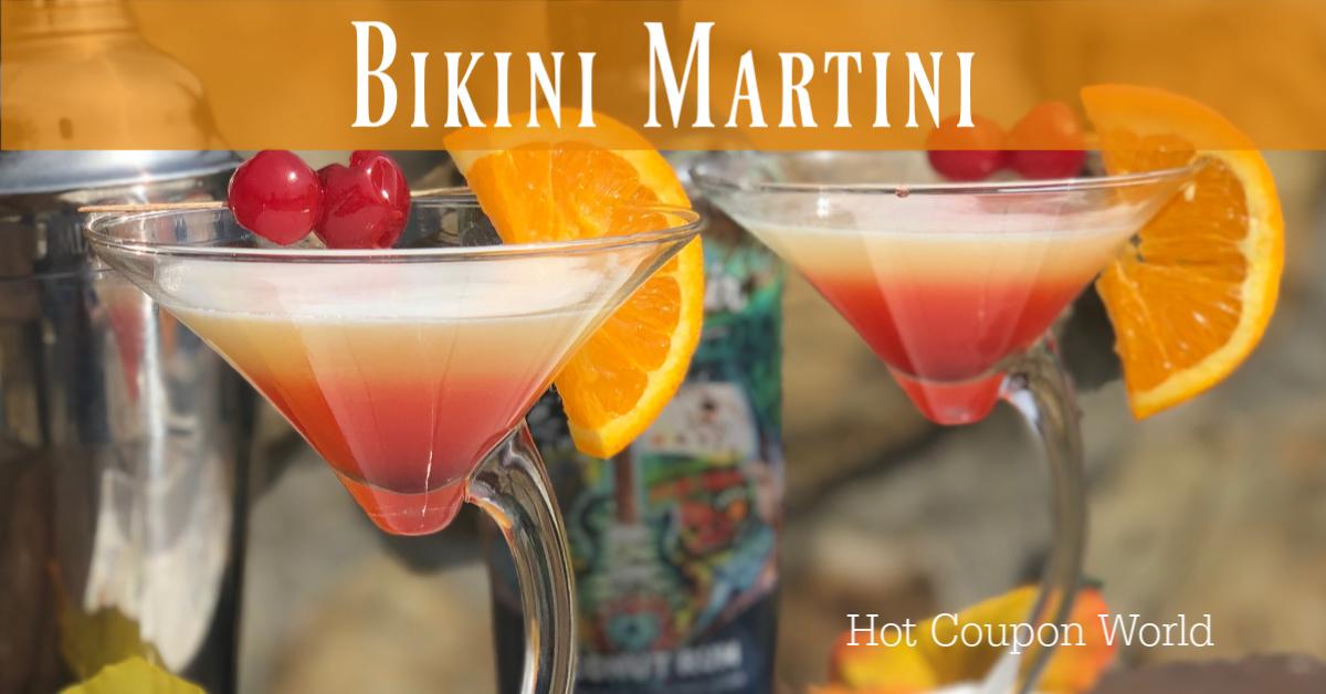 Bikini Martini Facebook