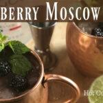 Blackberry Moscow Mule Facebook