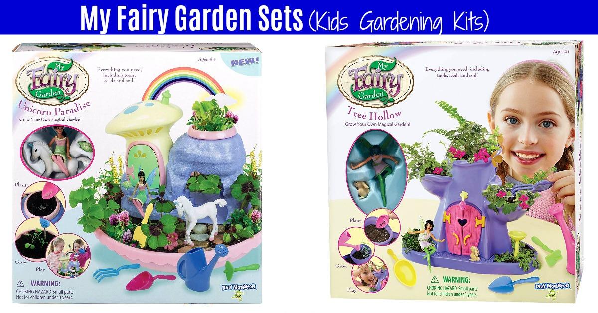 My Fairy Garden Unicorn Paradise Tree Hollow on Amaozn