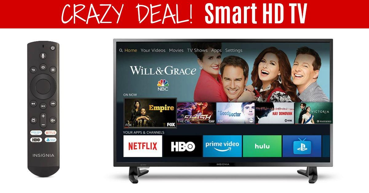 smart tv hd tv DEAL