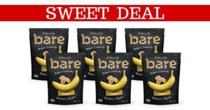 Bare Baked Crunchy Banana Chips on Amazon