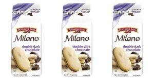 Pepperidge Farm, Milano, Cookies, Double Dark Chocolate on Amazon