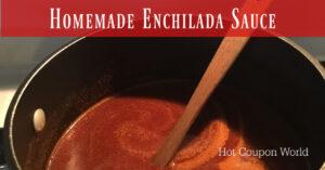 Homemade Enchilada Sauce Facebook