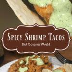 Spicy Shrimp Tacos Recipe