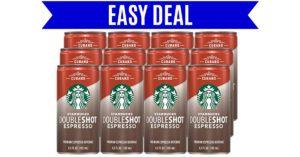 Starbucks Doubleshot Espresso, Cubano, 12 Count on Amazon