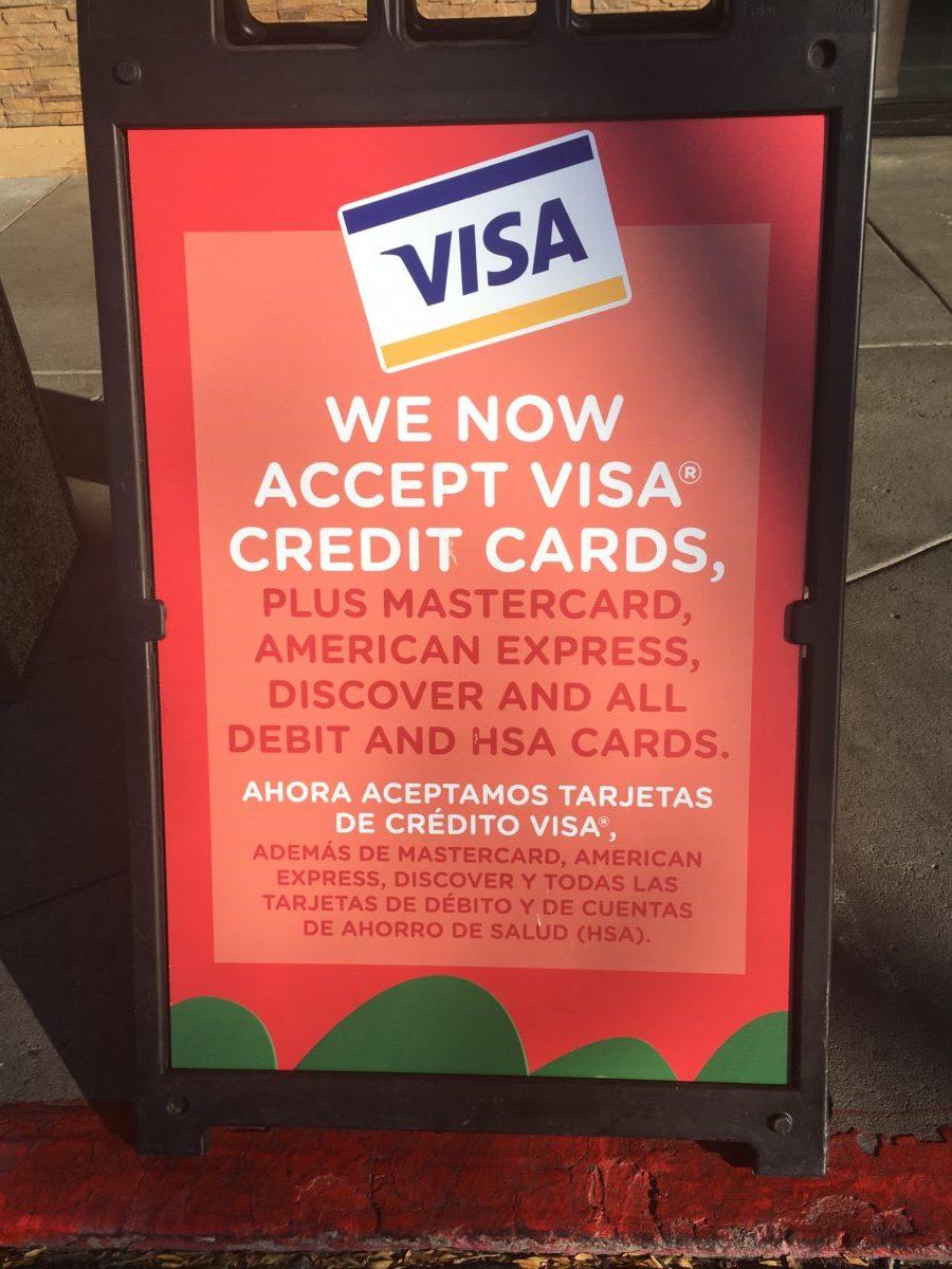 Kroger Visa Ban Reversed