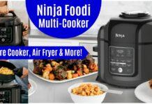 Ninja Foodi Sale on Amazon