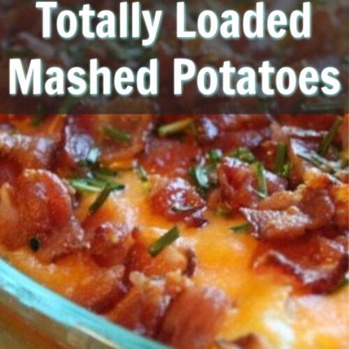 loaded mashed potatoes recipe
