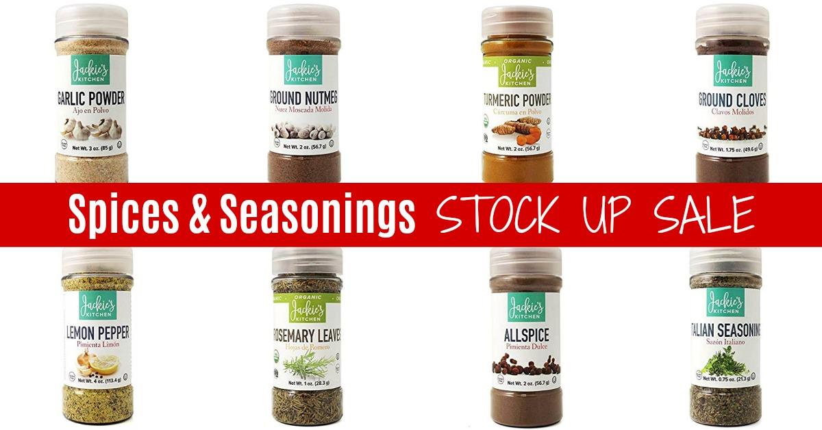 Organic Spices Seasoning