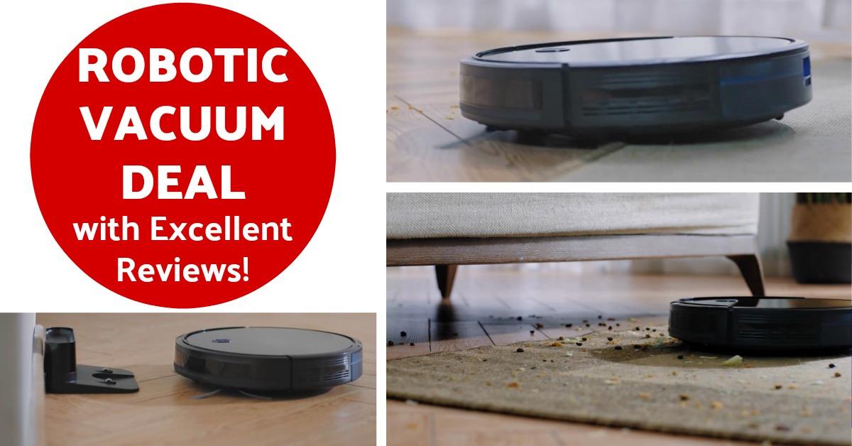 eufy BoostIQ RoboVac 11S (Slim), Robot Vacuum Cleaner on Amazon