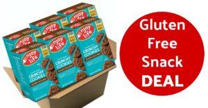 Enjoy Life Crunchy Cookies Chocolate on Amazon