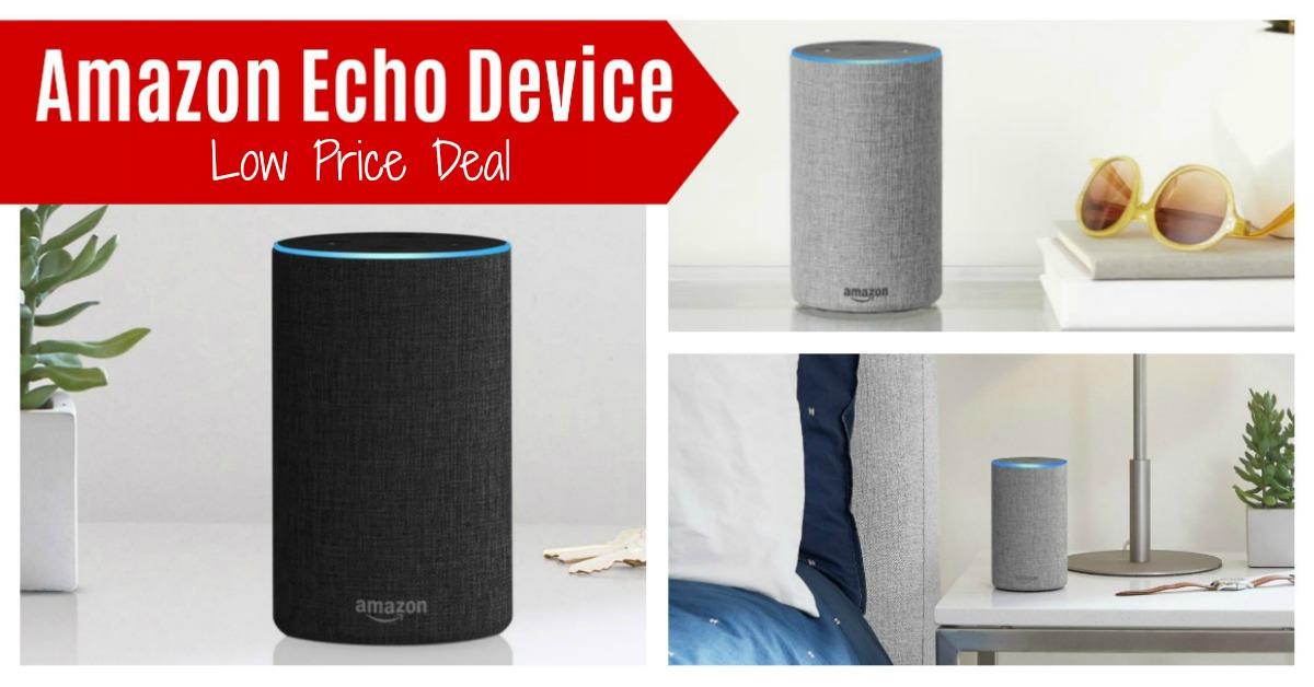 The best Black Friday Amazon Echo deals