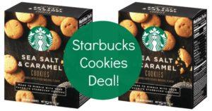 Starbucks Cookies on Amazon