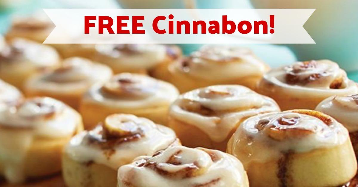Cinnabon Coupons Free Bon Bites