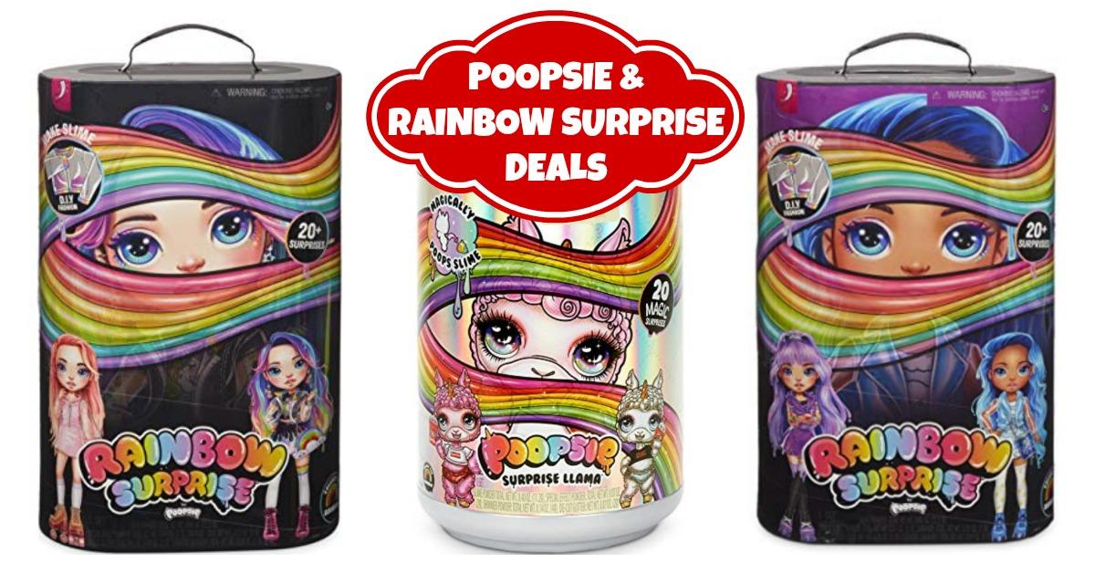 poopsie rainbow surprise dolls llama