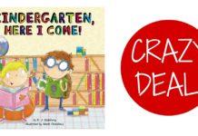 kindergarten book on Amazon