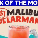 drink specials at Applebee's 2019 July