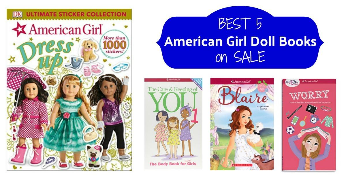 American Girl Doll Books on Amazon