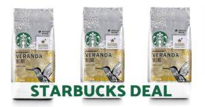 Starbucks whole bean coffee