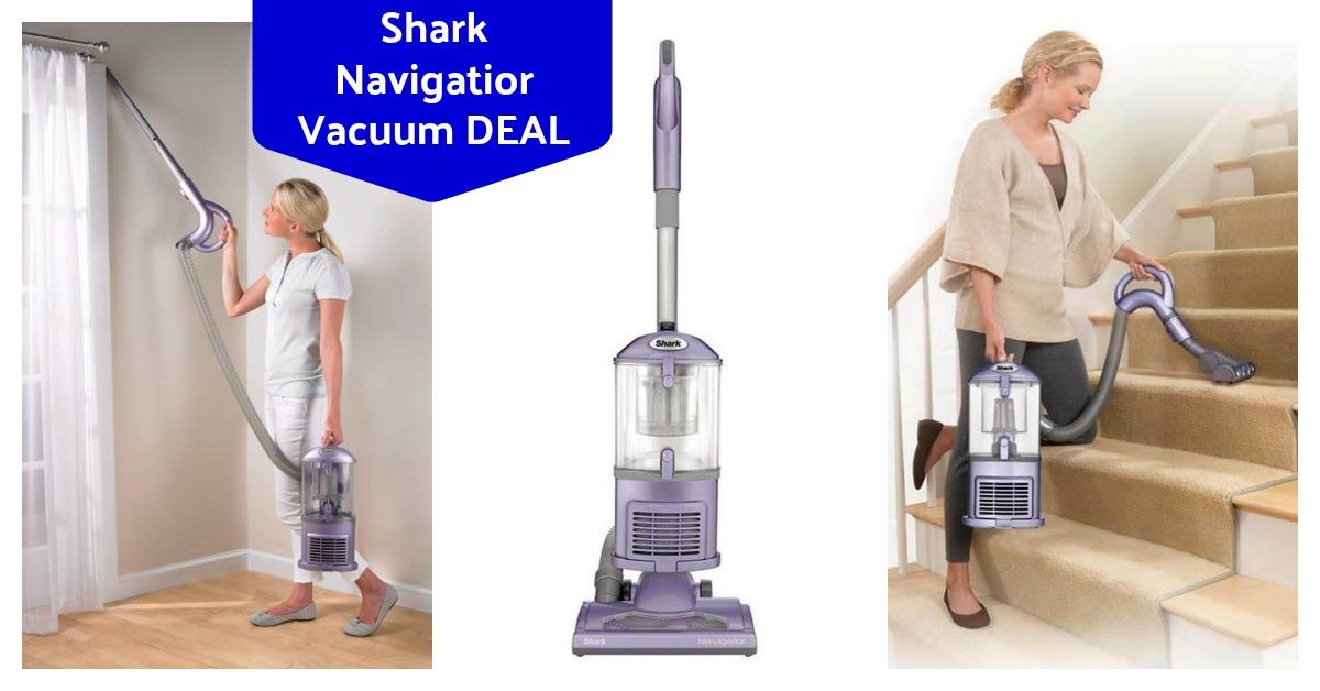 Shark Navigator Upright Vacuum deal