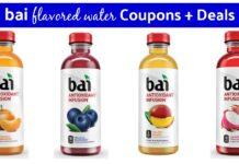 Amazon Bai Coupon Deal