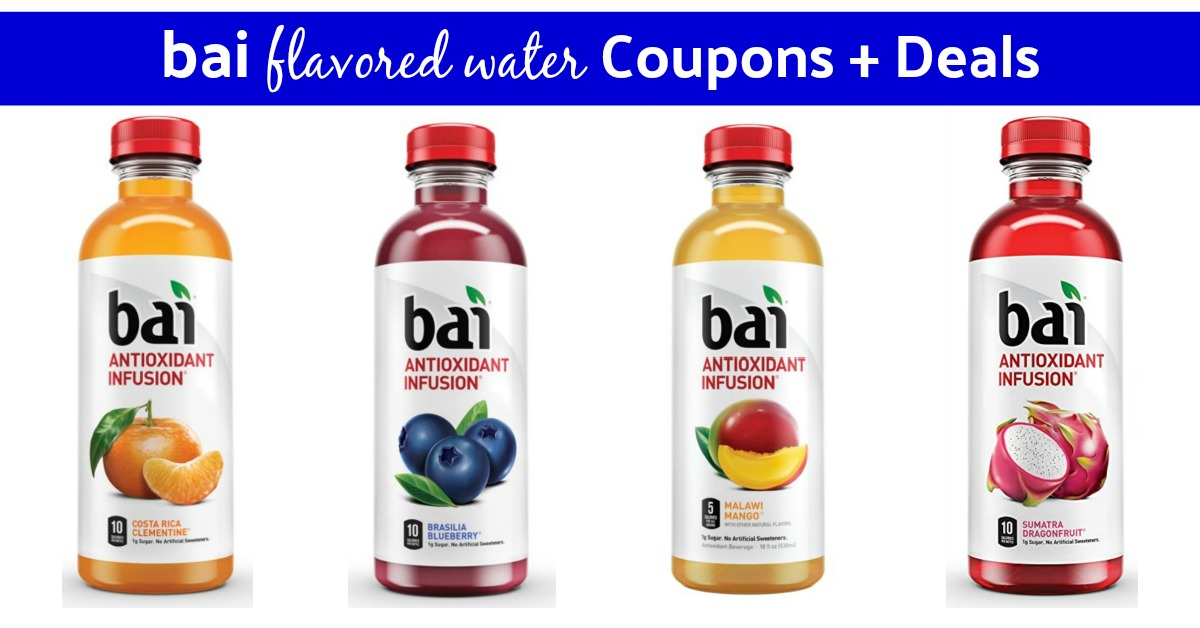 Amazon Bai Coupon Deal