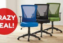 Office Depot Desk Chair Sale Deal