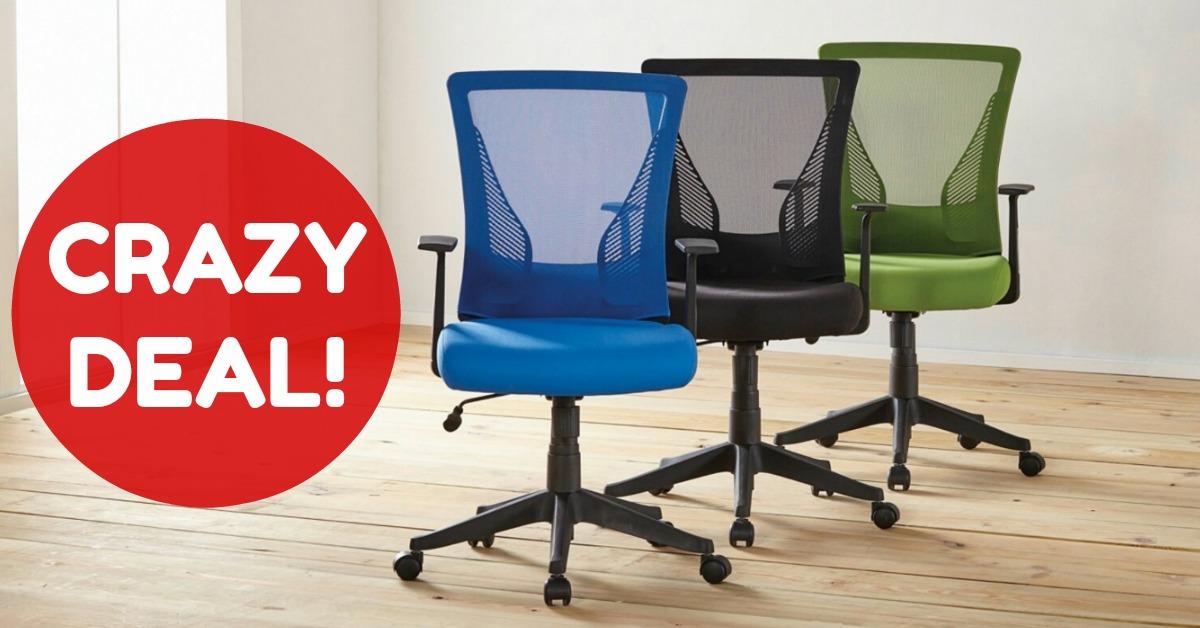 Bon Studio Radley Mesh Task Chair