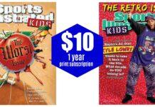 sports illustrated kids magazine Deal on Amazon