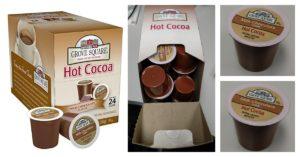 Grove Square Hot Cocoa, Milk Chocolate