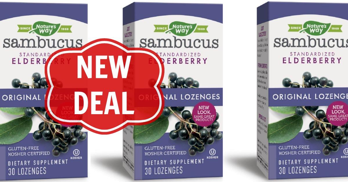 original sambucus deal