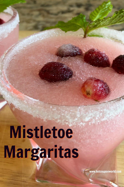 Mistletoe Margaritas - Main Image