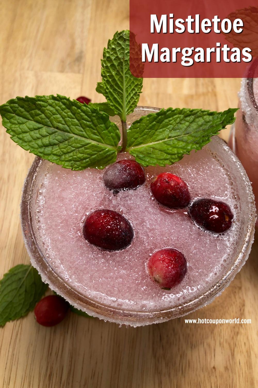 Mistletoe Margaritas - Second Image