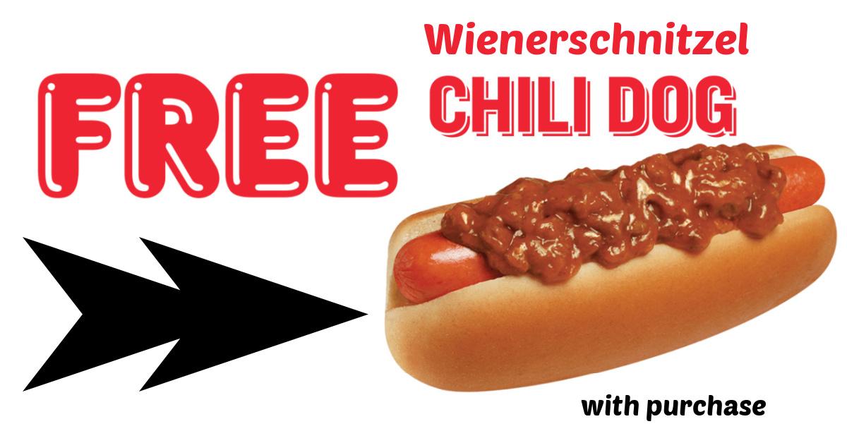 Wienerschnitzel Coupon