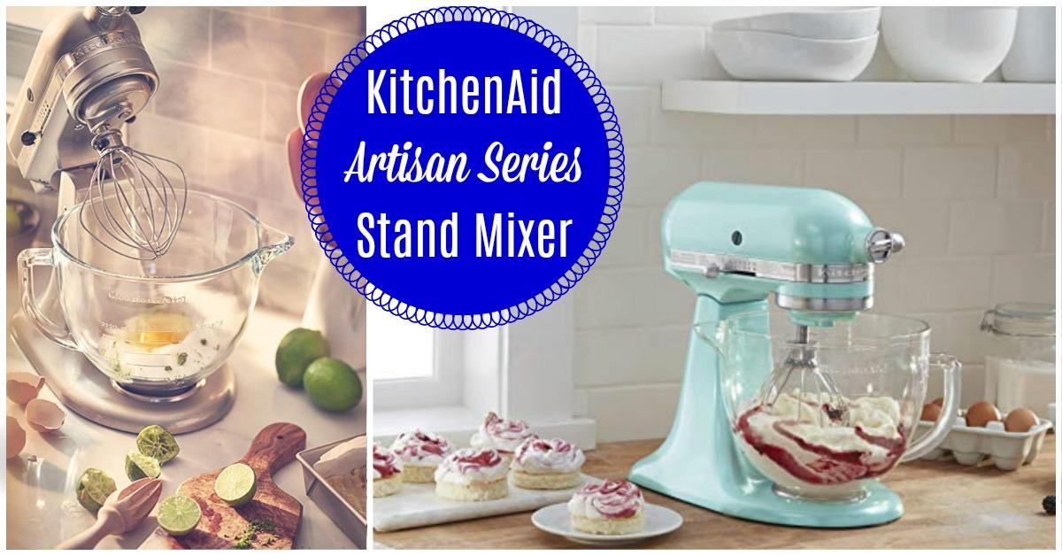 KitchenAid Stand Mixer 5 qt
