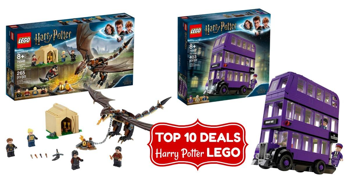 Best LEGO Harry Potter Building Kits
