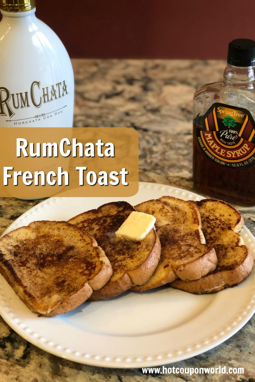 RumChata French Toast