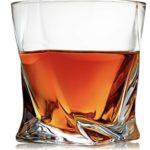 Spiral Whiskey Glass
