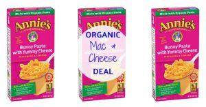 Amazon Annie's Macaroni and Cheese, Bunny Pasta