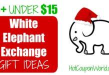 white elephant gifts 2019