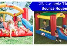 Little Tikes Jump n Slide Bouncers on Amazon