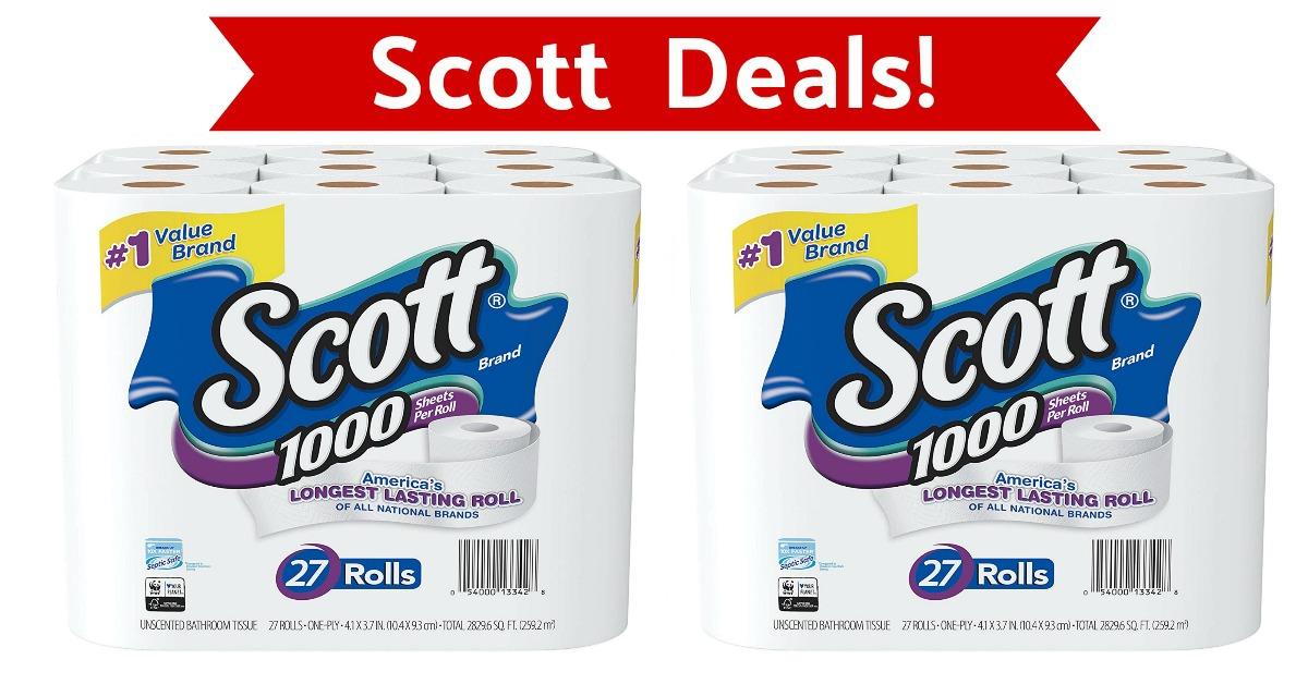 Amazon Scott 1000 coupons