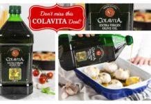 Colavita Extra Virgin Olive Oil coupons on Amazon