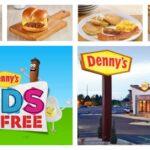 kids eat free at denny's coupon