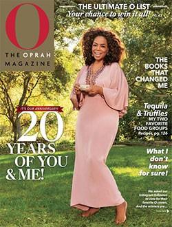 Free o magazine subscription