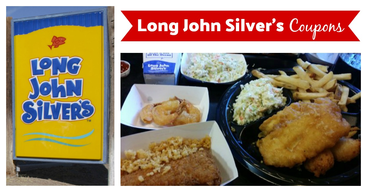 Long John Silver's coupons