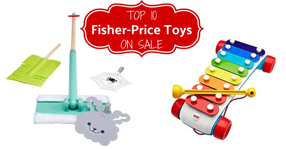 amazon sale fisher price best toys