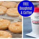 Krispy Kreme coupons doughnut deals dozen free