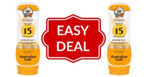Australian gold coupons deal Amazon
