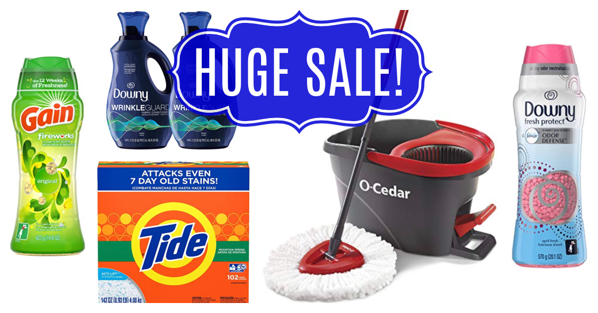 amazon cleaning sale